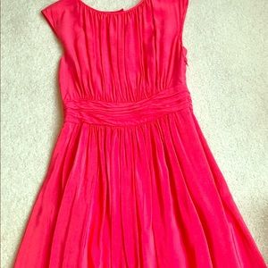 Coral Boden dress